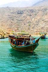 Круиз в Оман - Мусандам