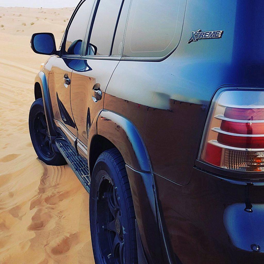 Пустынное Сафари