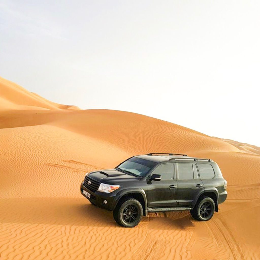Пустынное Сафари - VIP
