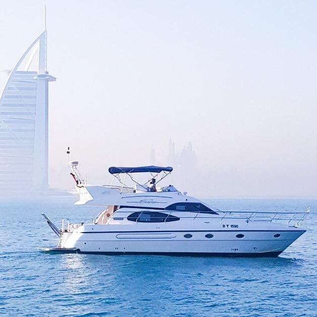 Прогулка на роскошной яхте