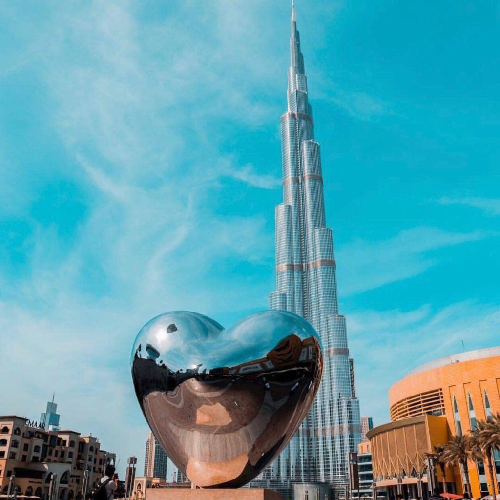Уникальный Дубай