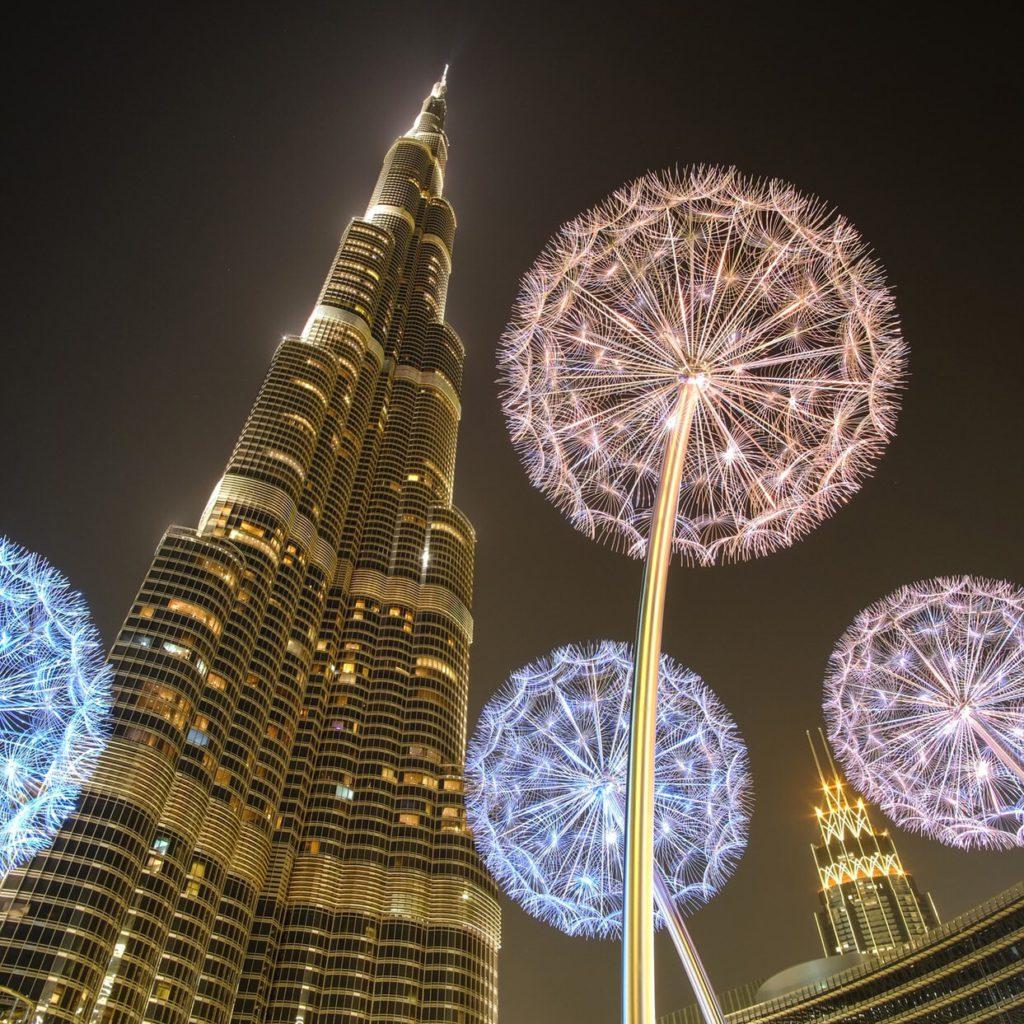 Уникальный Дубай + «Бурдж-Халифа»